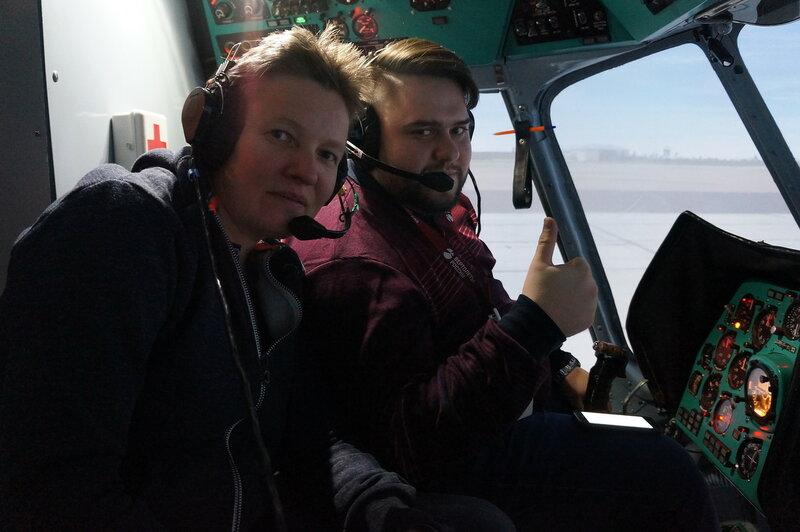 Авиалесоохрана - лесной спецназ