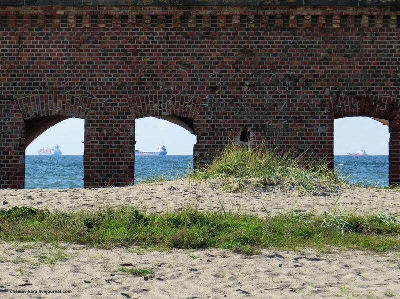 Балтийск, форт Западный _2800 (2017).JPG
