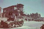 Танки Т-26 обр.1933 г. в  Мадриде.
