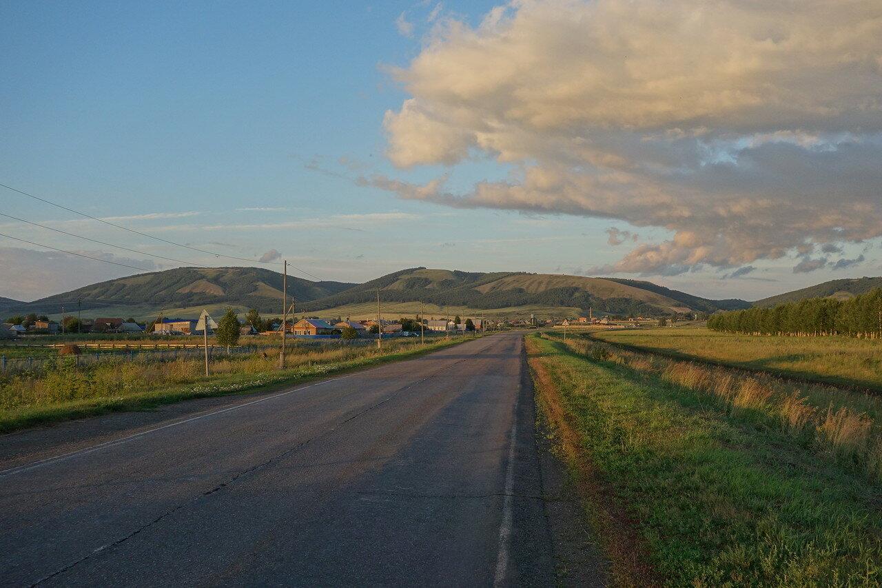 западные склоны Урала