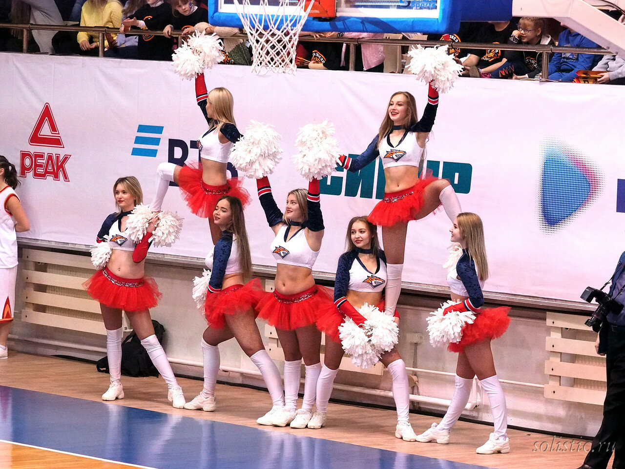 106 Матч звезд АСБ 2018 (ассоциации студенческого баскетбола)