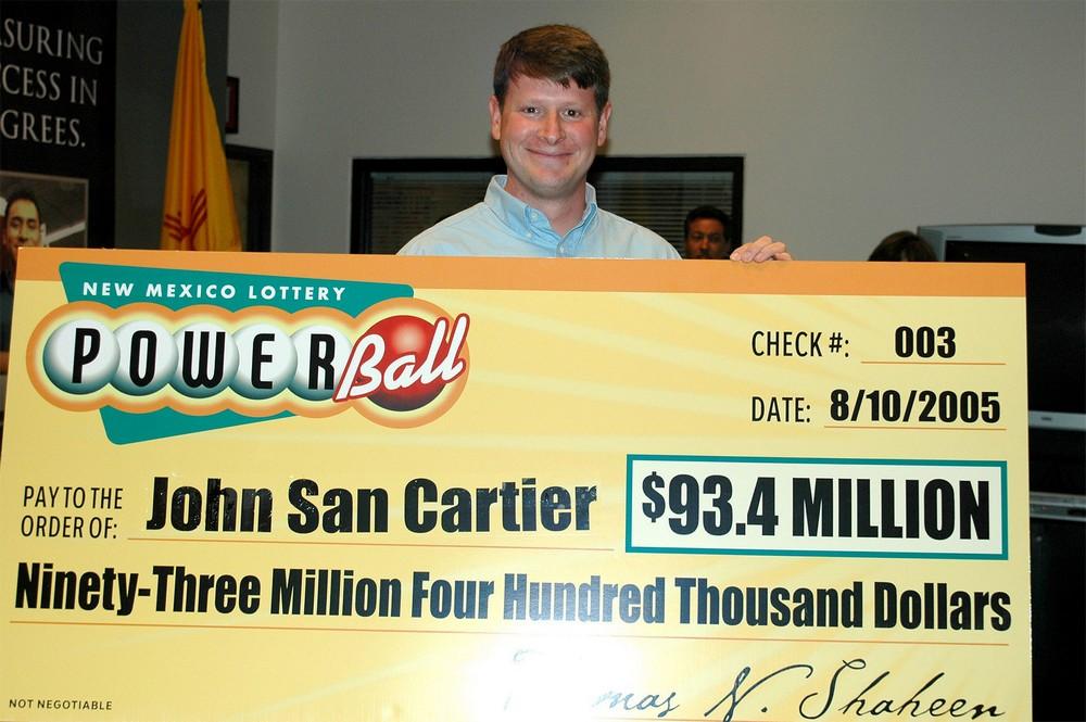 Печальная судьба победителей лотерей