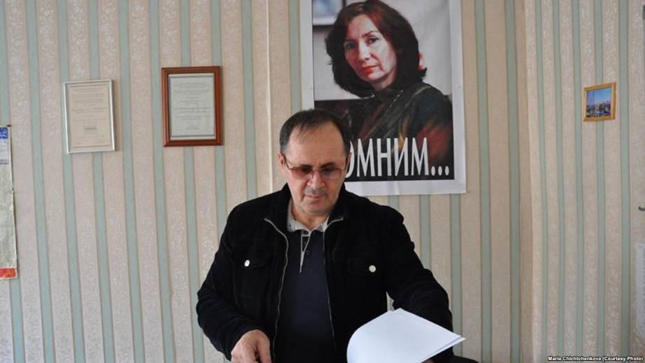 Россия: адвокаты обжаловали арест председателя чеченского «Мемориала»