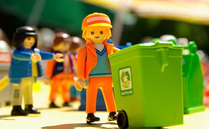 переработка и вывоз мусора