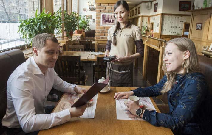 путеводитель по ресторанам Москвы