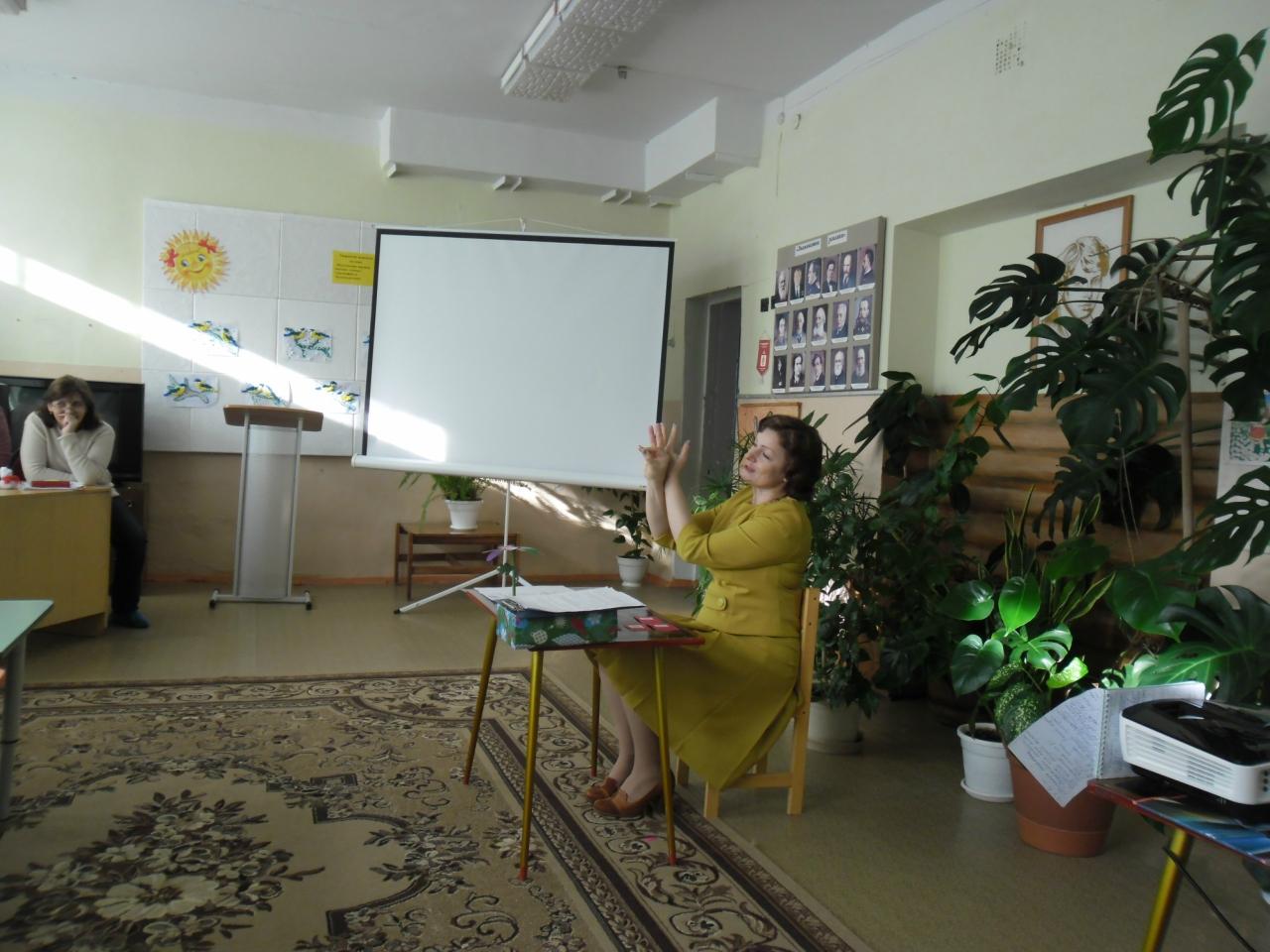 2 марта в Кораблинской школе №2 состоялась торжественная церемония закрытия муниципального этапа всероссийских конкурсов «Учитель года», «Воспитатель года»
