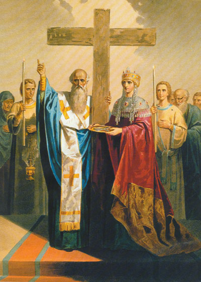 27 сентября - Воздвижение Креста Господня. Храни нас Господь. С праздником