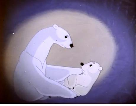 День белого медведя Кадр из мультфильма Умка открытки фото рисунки картинки поздравления