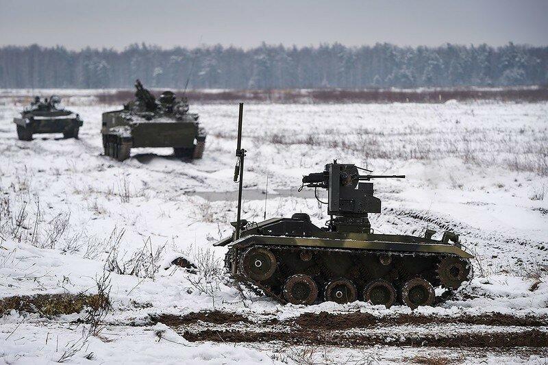 0 17f827 cc1e2c51 XL - Нерехта - боевой робот Красной Армии