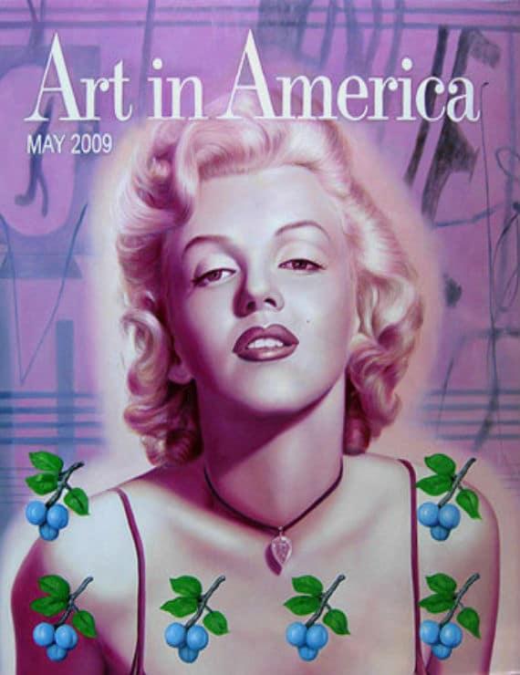 7. ARTFORUM   Очередной американский журнал, который делает акцент на авторском