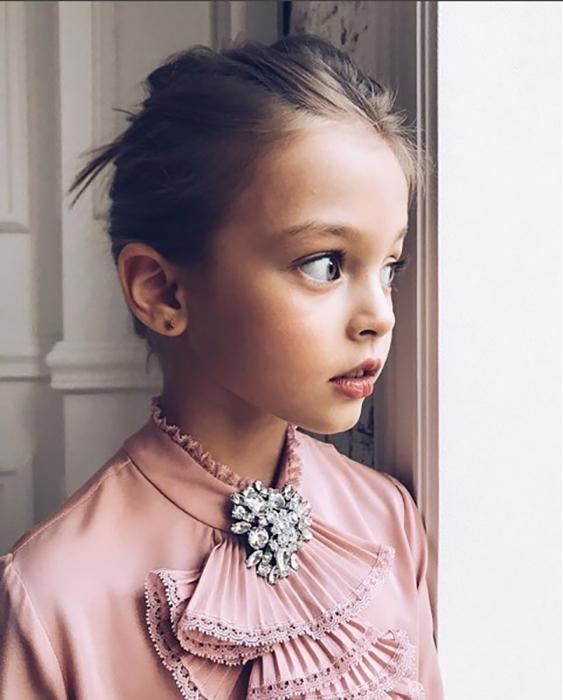 5 детей: их красота которых поразила весь мир