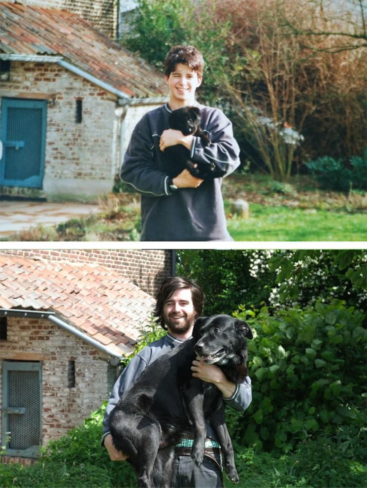 До и после: кто вырастает из милых, забавных щенков