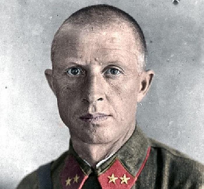 Александр Родимцев: один из главных героев Сталинградской битвы (1 фото)