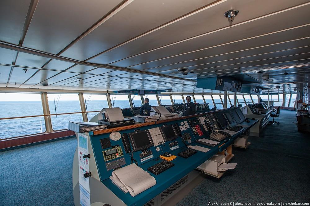 Аляска точка зрения круизный лайнер ярко аляски горы столы