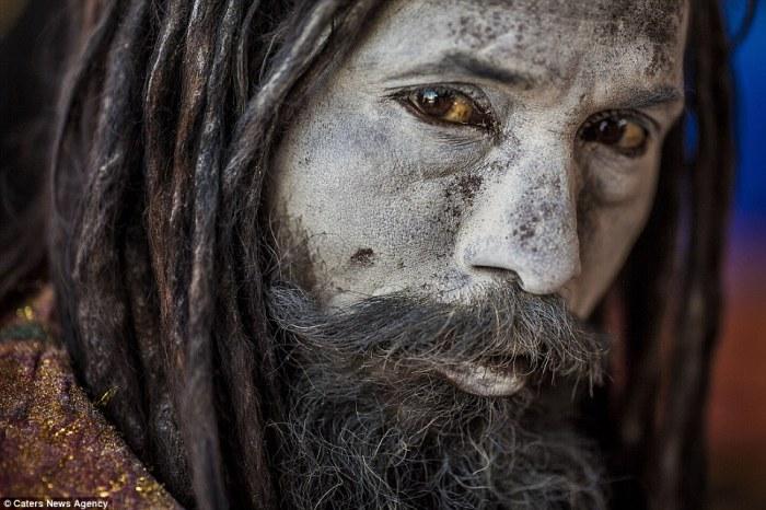 Отшельники ахгори в проникновенной серии фотографий
