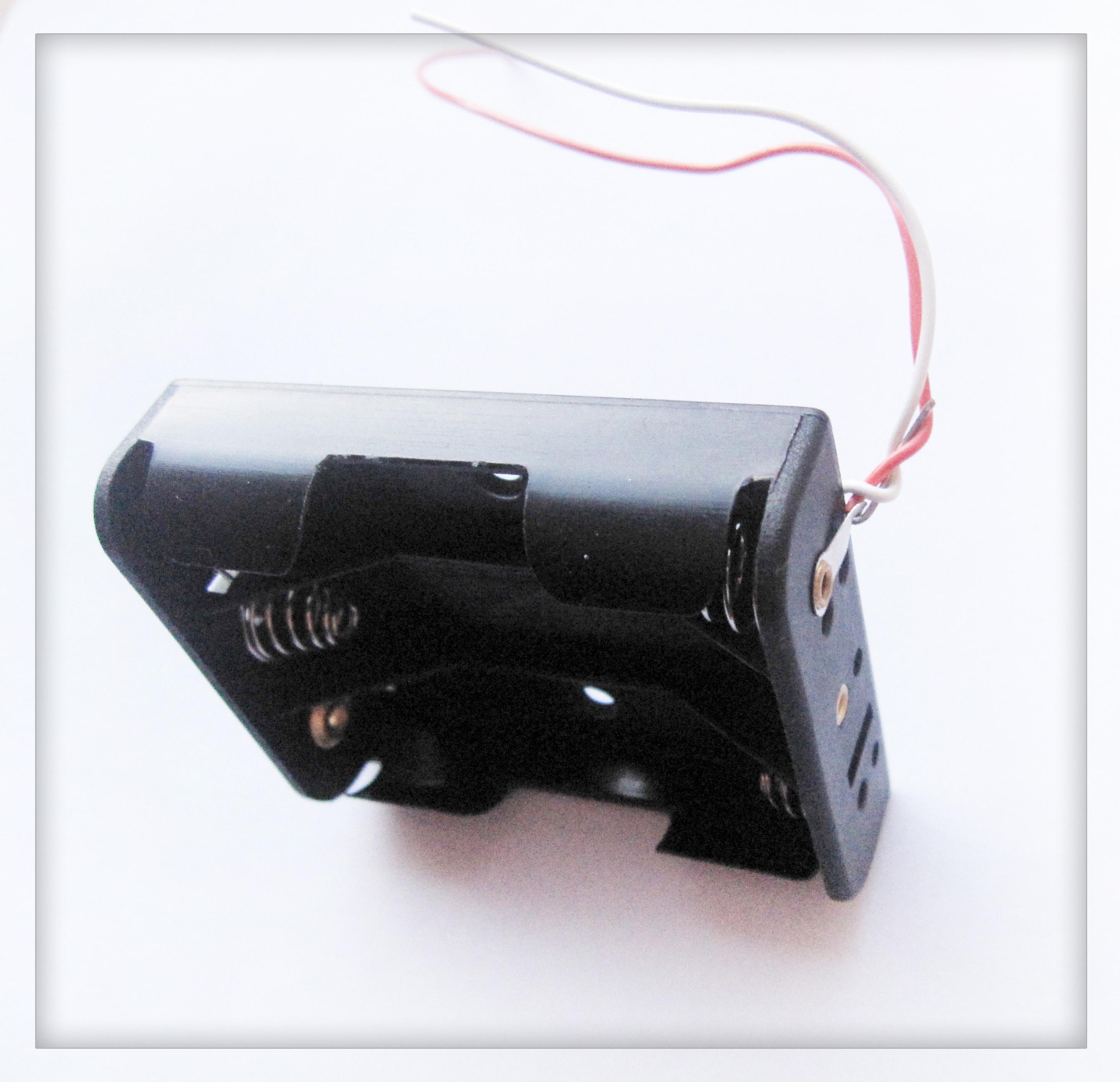 коробочка для батареек