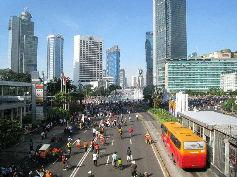 Столица Индонезии