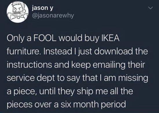 Есть IKEA — есть идея!