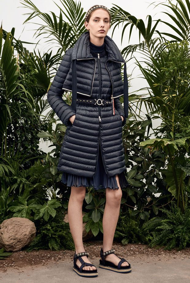 Moncler Spring Summer 2018 Women's Collection