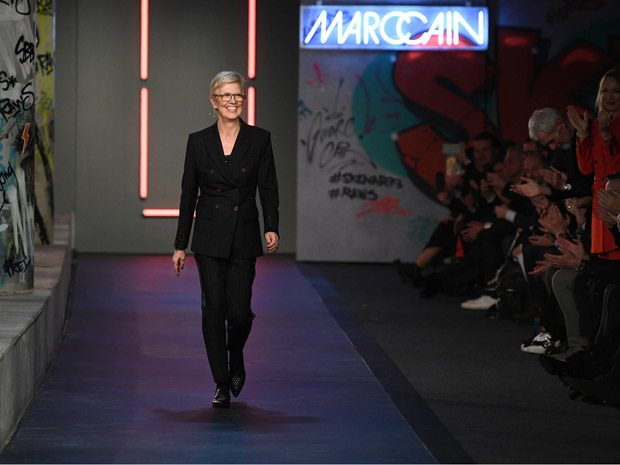 Picture Credit: Marc Cain GmbH - www.marc-cain.com  Review by Sussan Zeck for D'SCENE Magazin