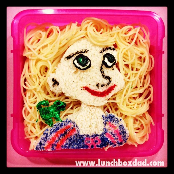 Lunchbox Dad has fun with his daughter's lunches… (25 pics)