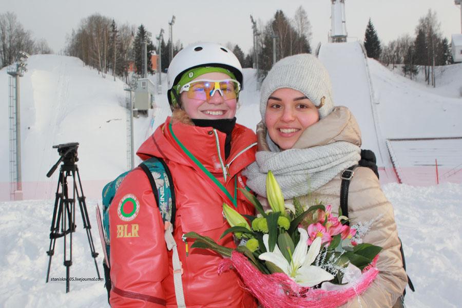 А.Романовская и З.Дубковская