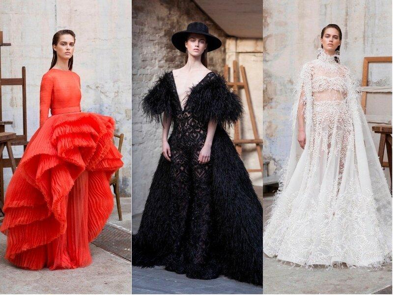 Ashi Studio Haute Couture весна-лето 2018