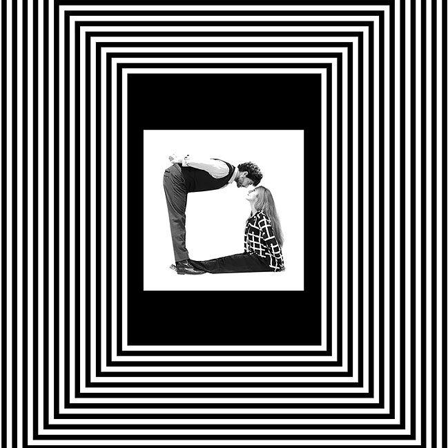 Ilusao de optica por Erika Zolli (12 pics)
