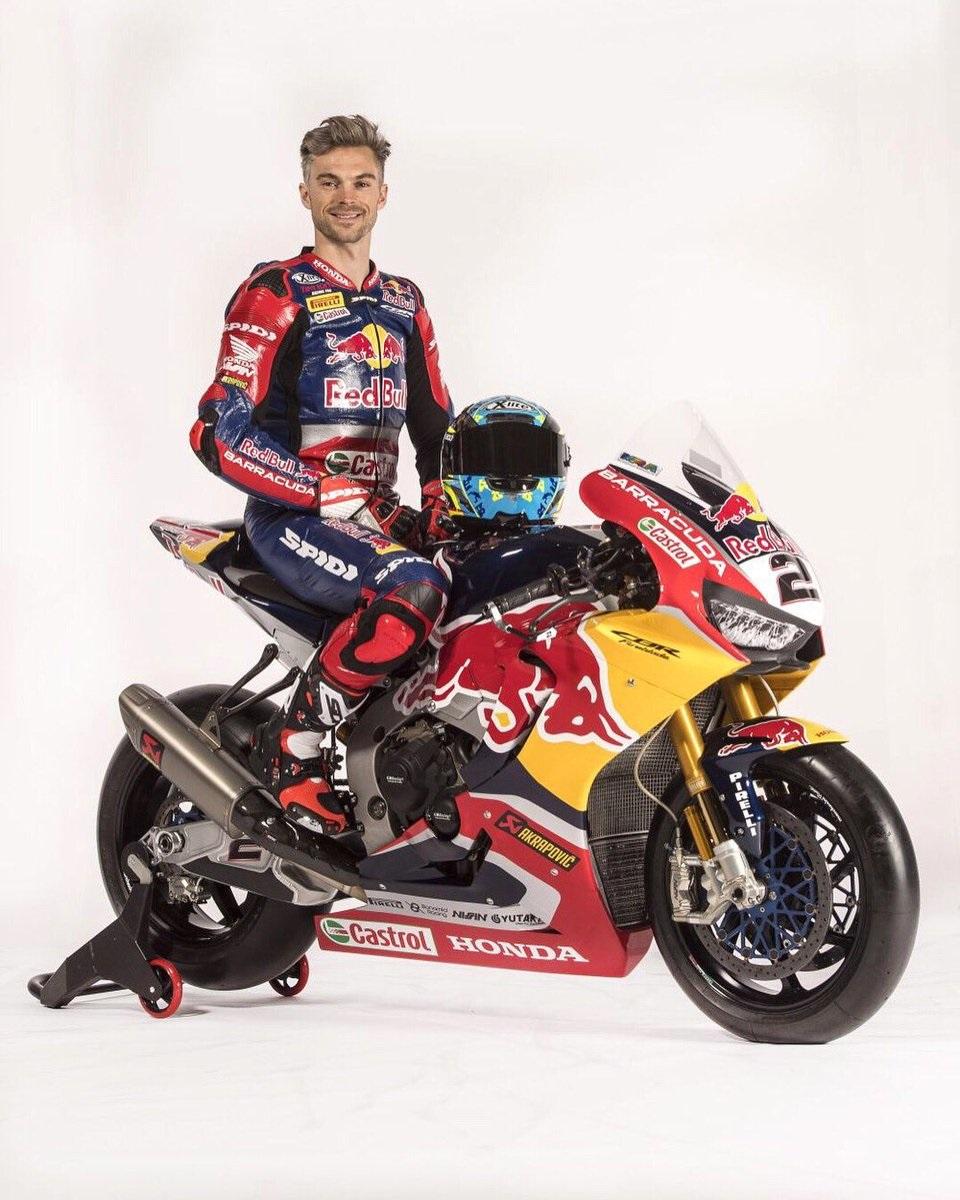 Презентация команды Red Bull Honda 2018