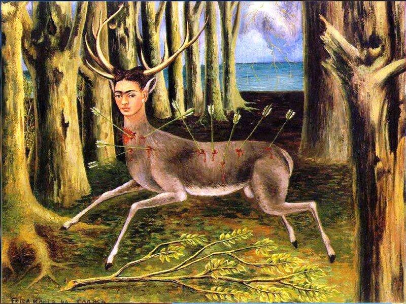Картина Фриды Кало, мексиканской художницы.jpg