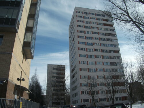 ул. Руднева 9к1