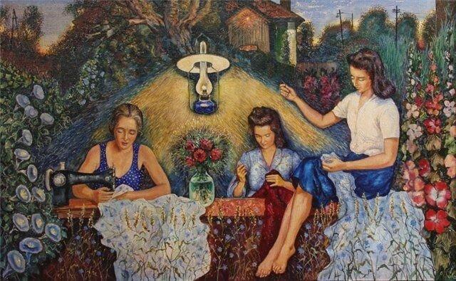 Польза рукоделия для здоровья современных женщин