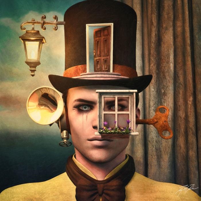 Тони Фоулер. Путешествия в иллюзию.