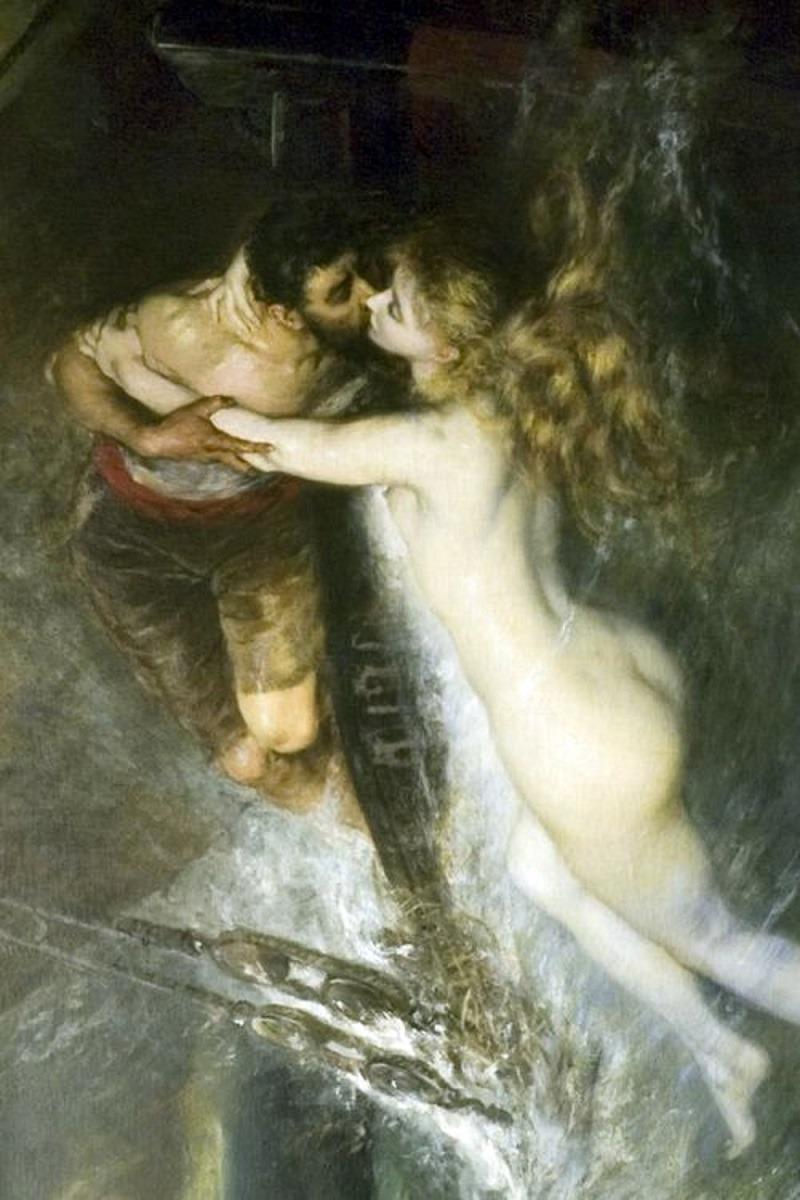 Kiss Of The Siren