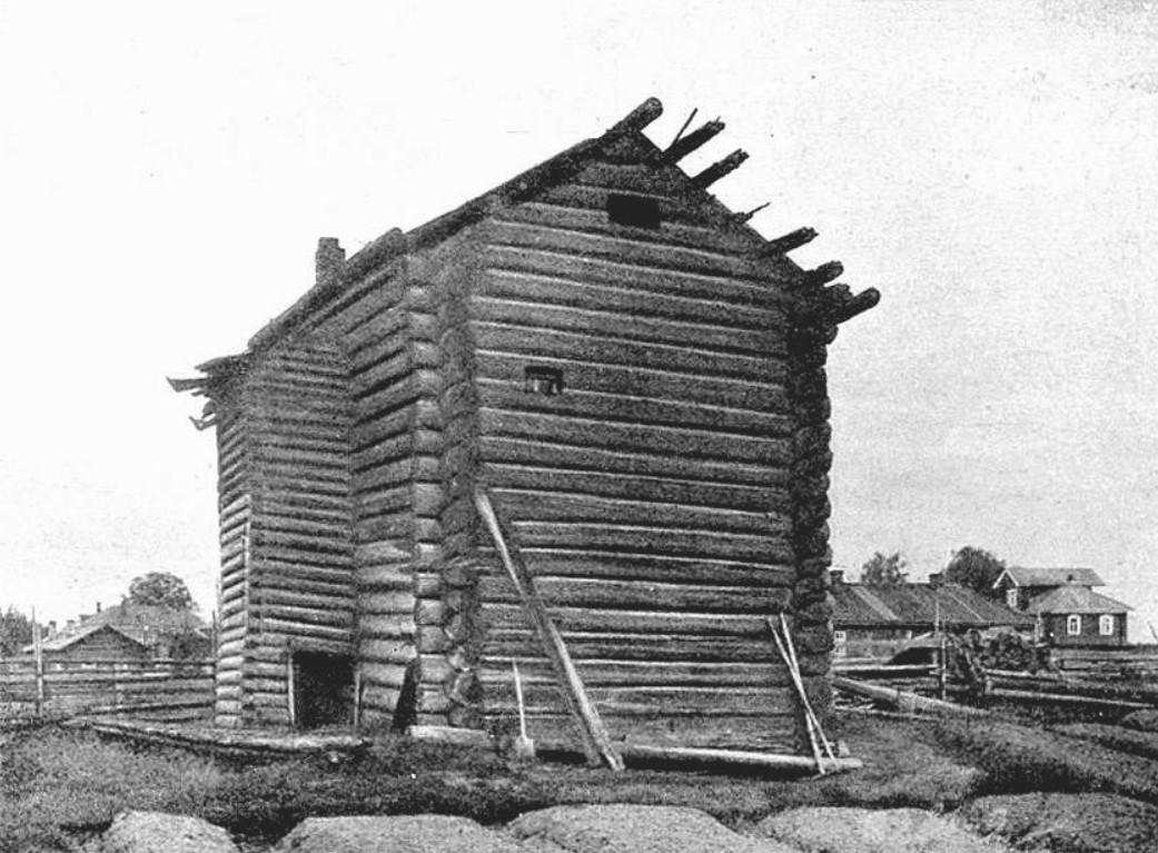Жилой дом постройки 1750 года