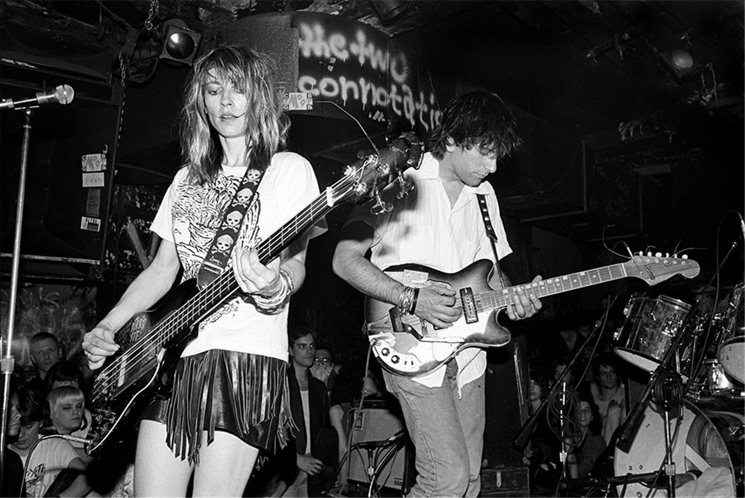 1986. «Sonic Youth»
