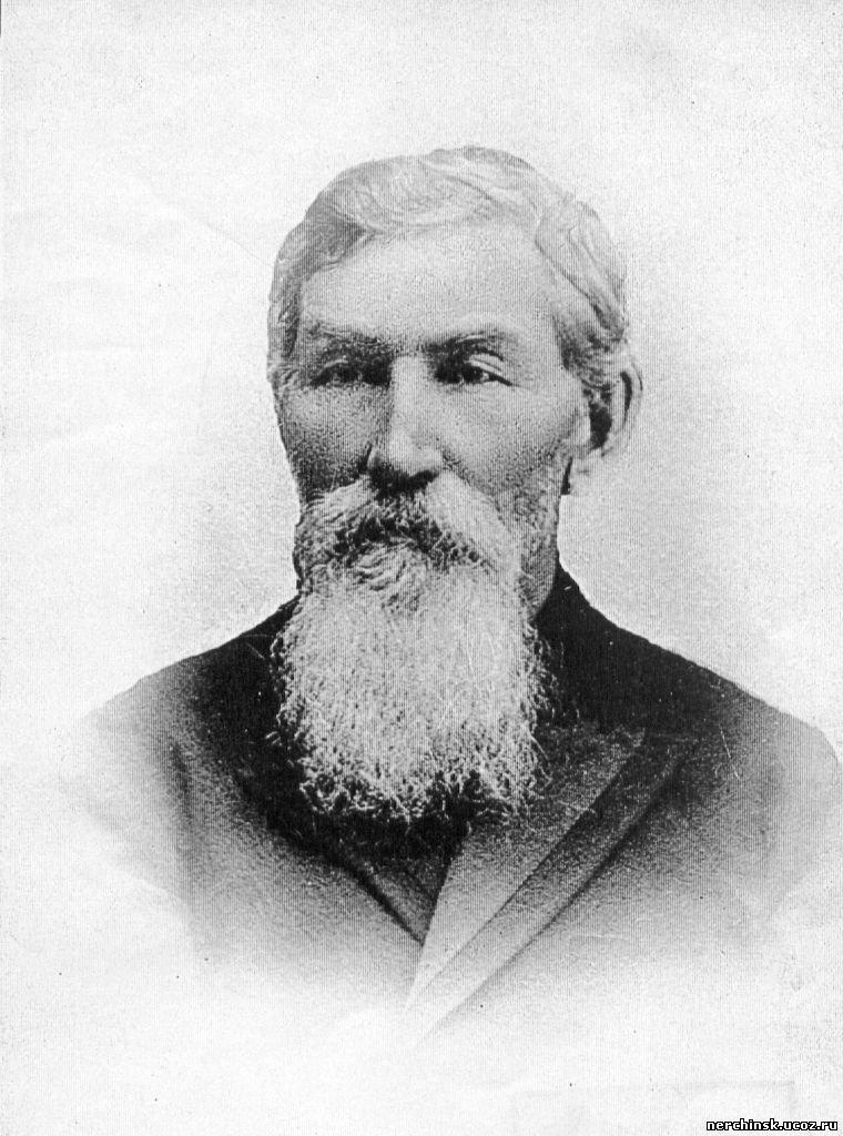 М.Д.Бутин. 1904