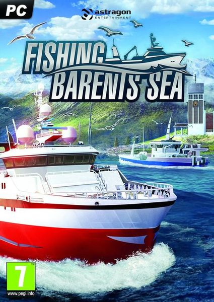 Fishing: Barents Sea (2018/RUS/ENG/MULTi9/RePack by xatab)