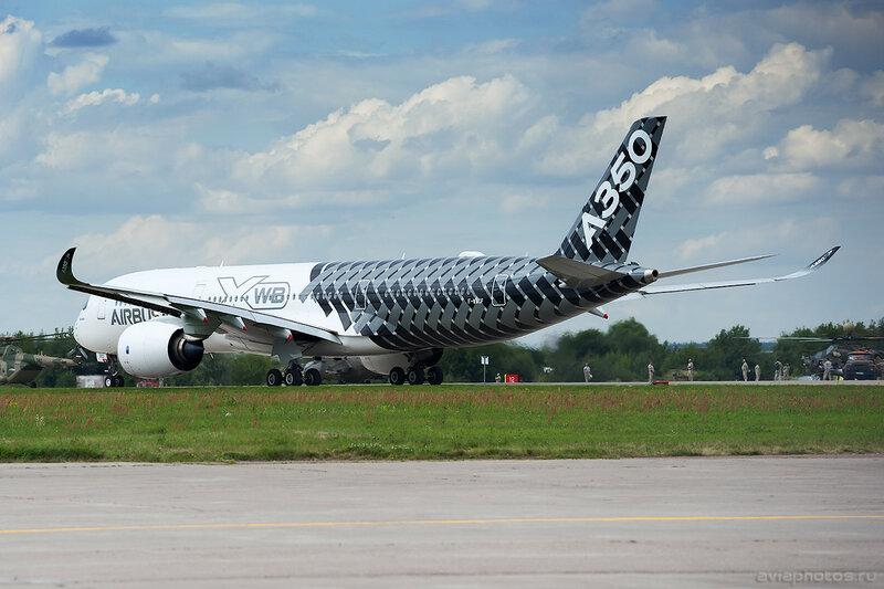 Airbus A350-941 (F-WWCF) Airbus Industrie 162_D702993