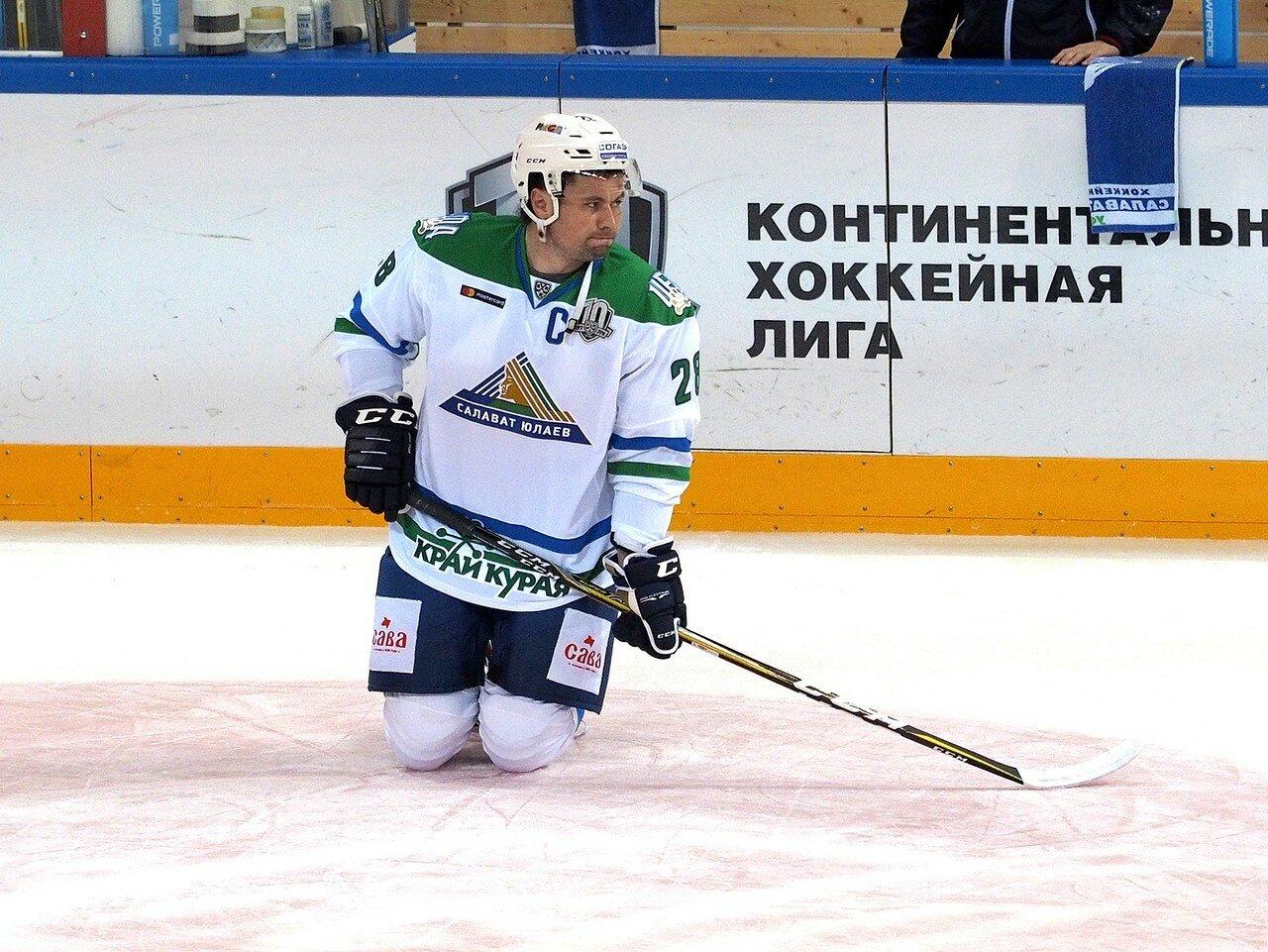 48 Металлург - Салават Юлаев 23.09.2017