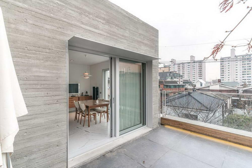 Городской дом на одной сотке в Сеуле