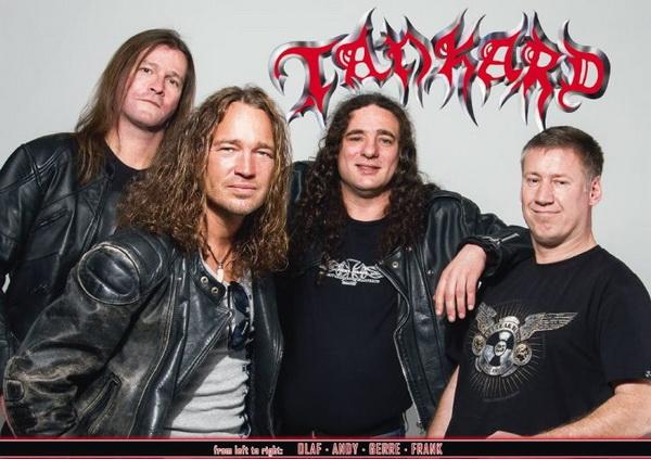 Tankard - Discography (1984-2017)