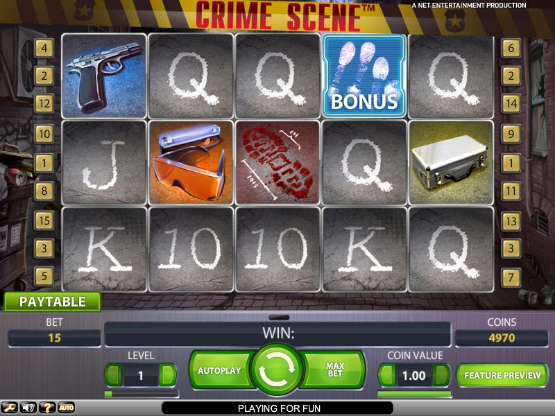 азартная игра место преступления