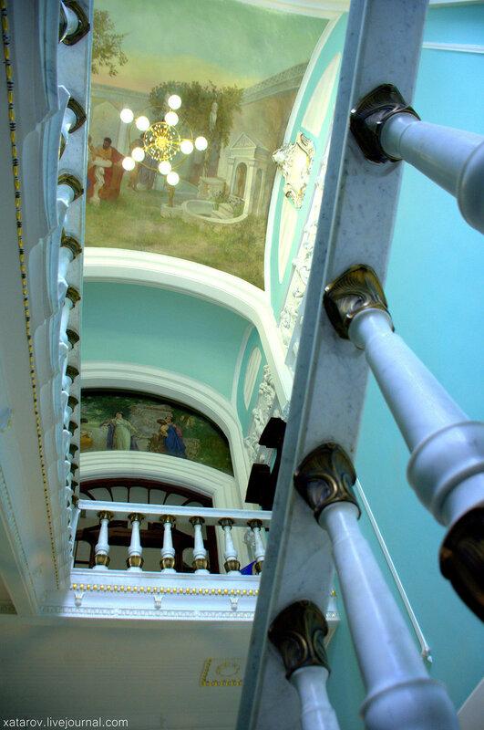 Историко - культурный музейный комплекс Усадьба Асеевых в Тамбове