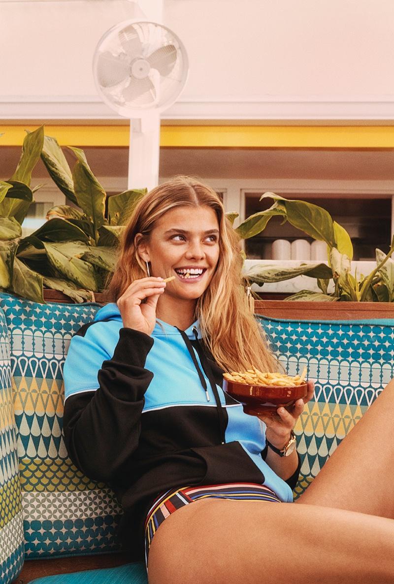 Нина Агдал на обложке Eurowoman