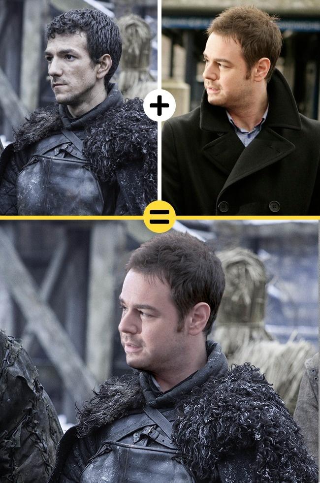 © HBO  © eastnews      Один изсамых популярных актеров-кокни Дэнни