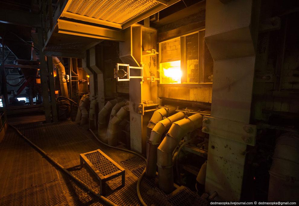 Говоря крупнейшее производство стеклотары за Уралом, я имел ввиду, что производственная мощность пре