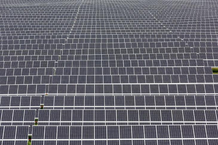 Солнечная энергетика в нашей стране (25 фото)