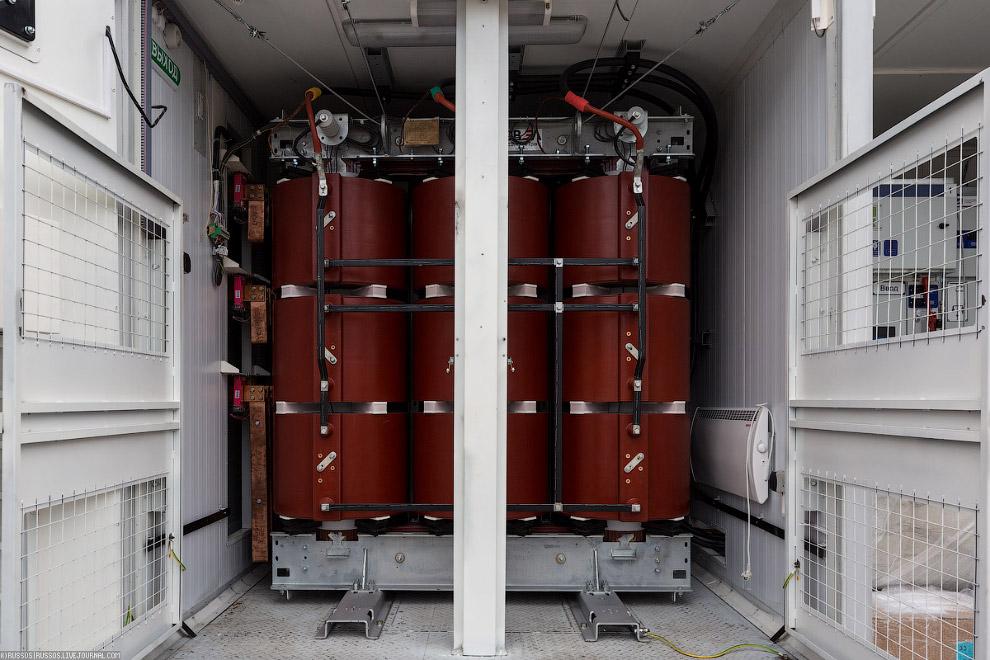 23. Станция будет выдавать электрическую энергию напряжением 10 кВ с передачей её на ПС 110/10 «Онгу