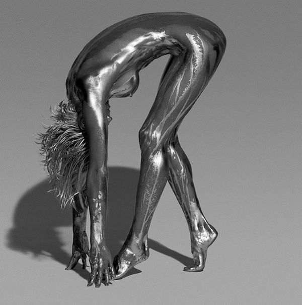Фотограф, который умеет показать всю прелесть женского тела! 18 удивительных снимков Гвидо Арджентини